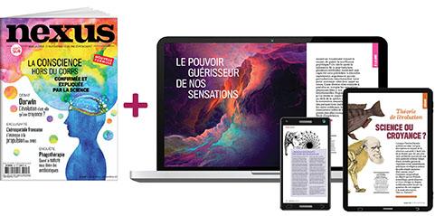 offre intégrale magazine NEXUS