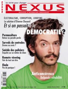 Magazine NEXUS n° 96 (janvier-février 2015)