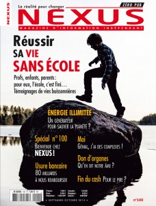 Magazine NEXUS n° 100 Septembre-octobre 2015