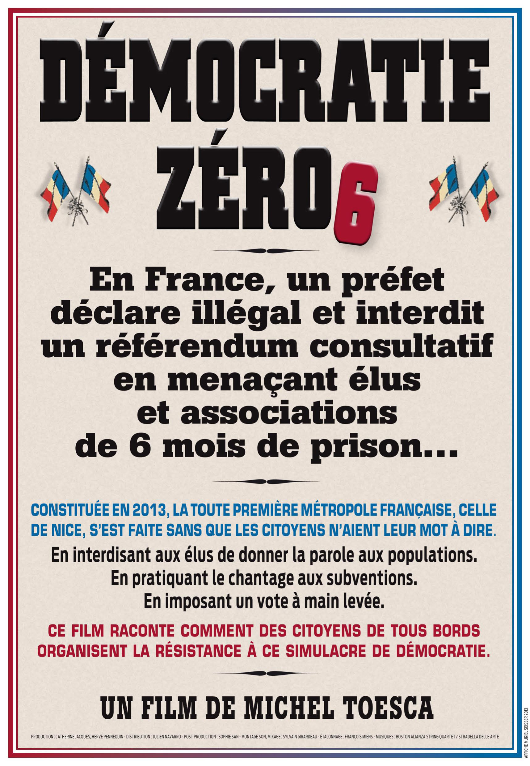 Démocratie Zéro6 -Magazine Nexus