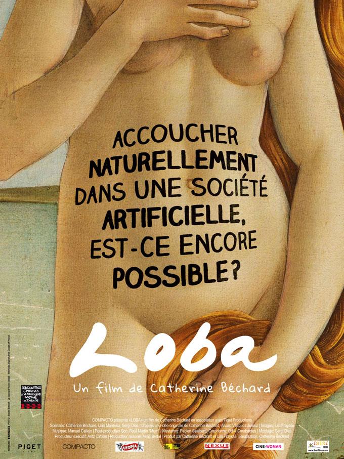 Affiche de Loba, film de Catherine Béchard