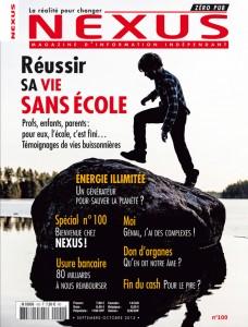 Magazine NEXUS n° 100 Septembre-octobre 2015