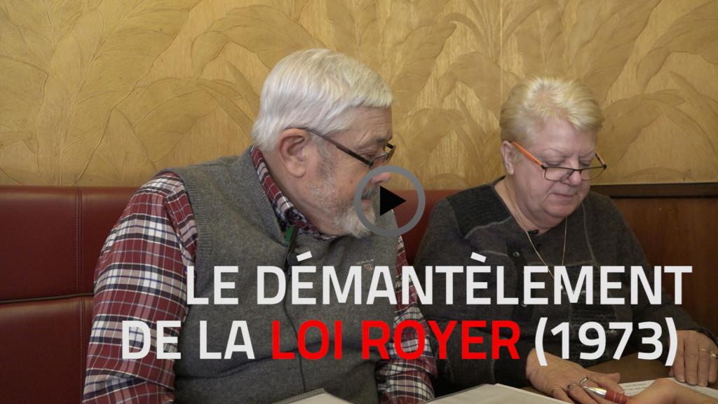 Le démantèlement de la loi Royer - Hypermarchés 418 milliards - Nexus 109