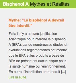Bisphénol A