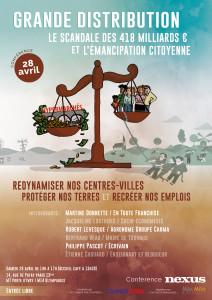 Affiche Conférence 28 avril
